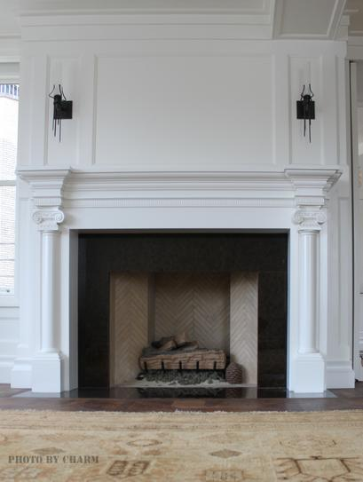 Custom Fireplace Builders